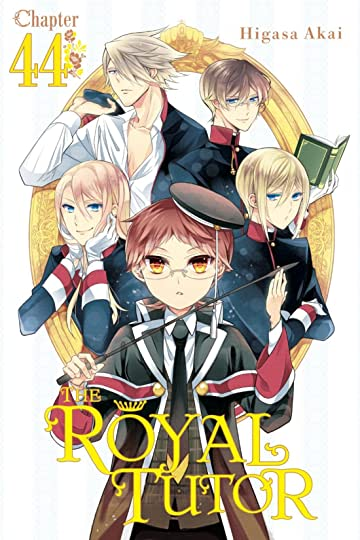 The Royal Tutor #44