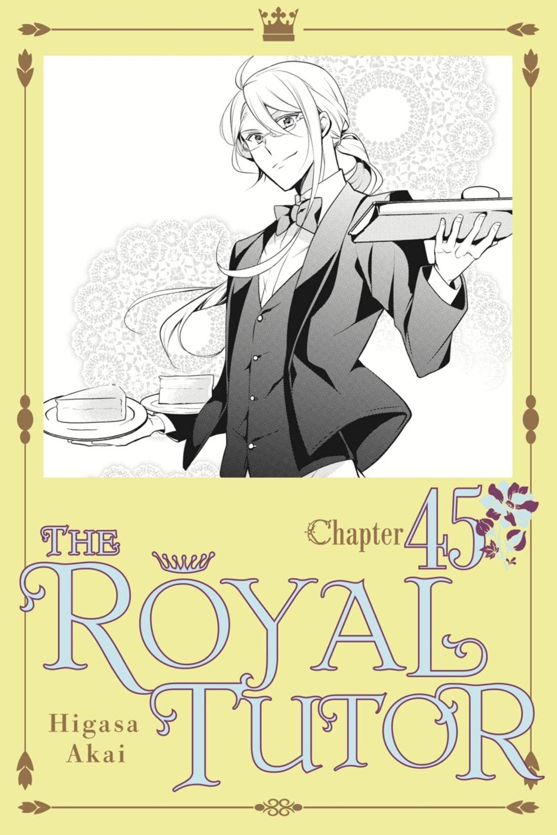 The Royal Tutor #45