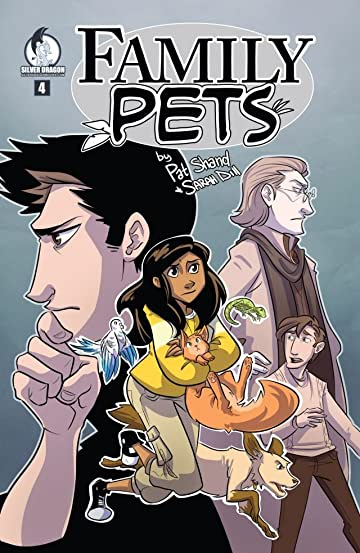 Family Pets #4