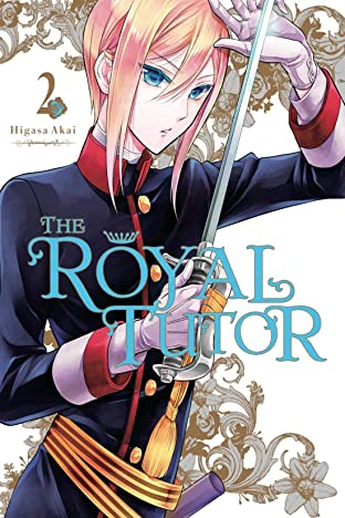 The Royal Tutor Vol. 2