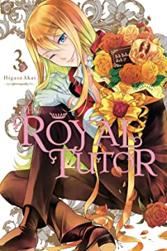 The Royal Tutor Vol. 3