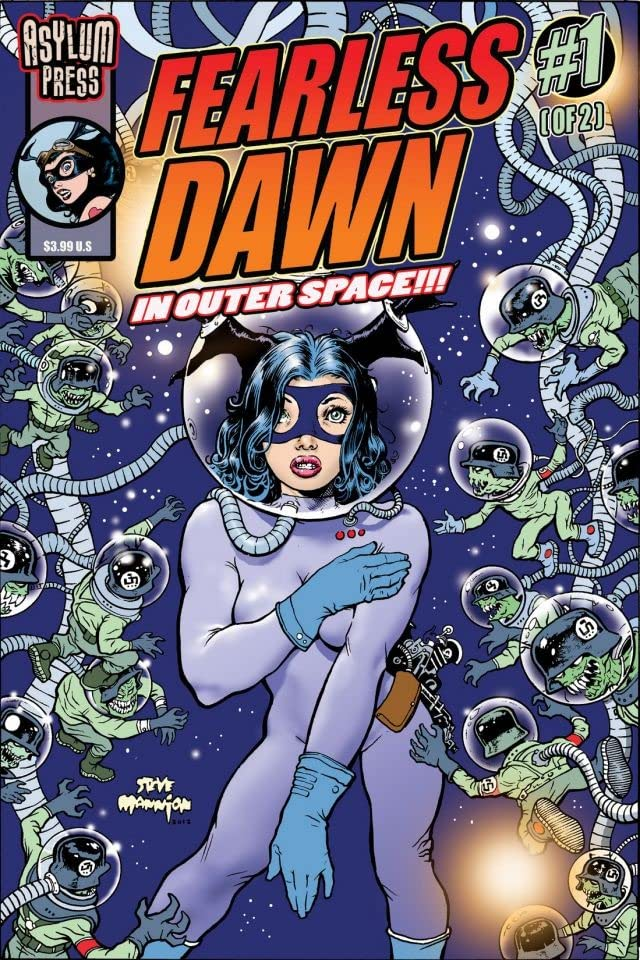 Fearless Dawn In Outer Space!!!