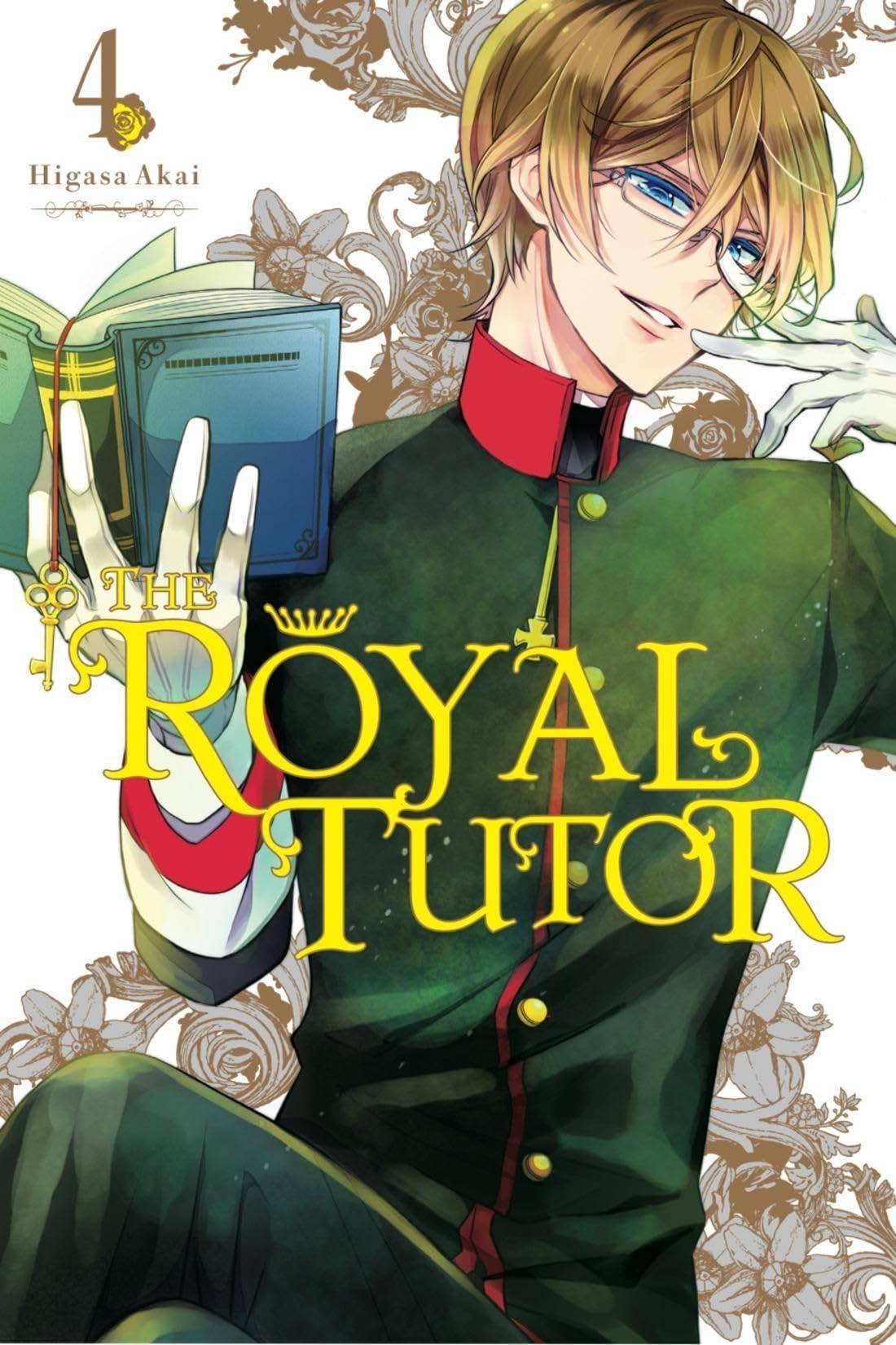 The Royal Tutor Vol. 4