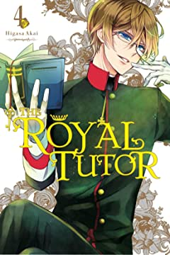 The Royal Tutor Vol. 4