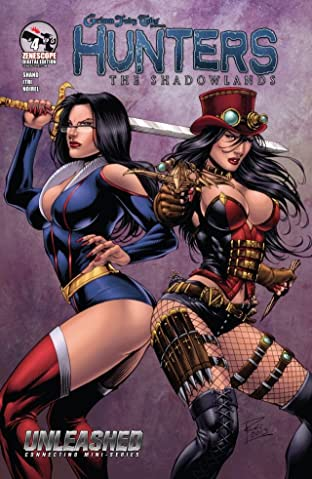 Grimm Fairy Tales: Hunters: The Shadowlands #4 (of 5)
