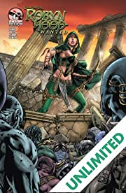 Robyn Hood #4 (of 5): Wanted