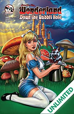 Wonderland: Down the Rabbit Hole #4 (of 5)