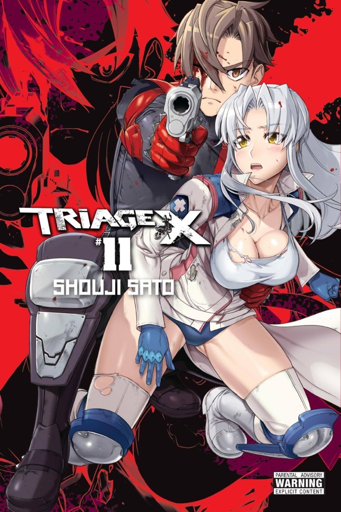 Triage X Vol. 11