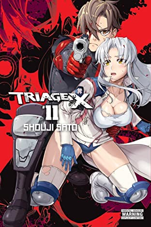 Triage X Vol. 11