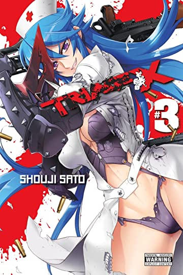 Triage X Vol. 3