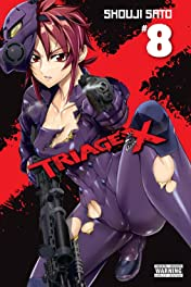 Triage X Vol. 8