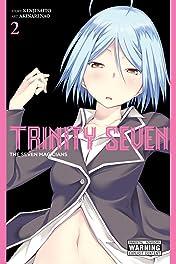 Trinity Seven Vol. 2: The Seven Magicians