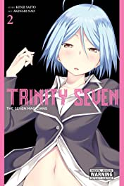 Trinity Seven Vol. 2: The Seven Magicians