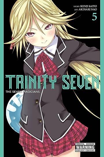 Trinity Seven Vol. 5: The Seven Magicians