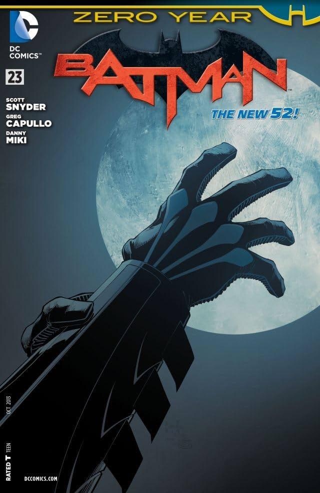 Batman (2011-) #23