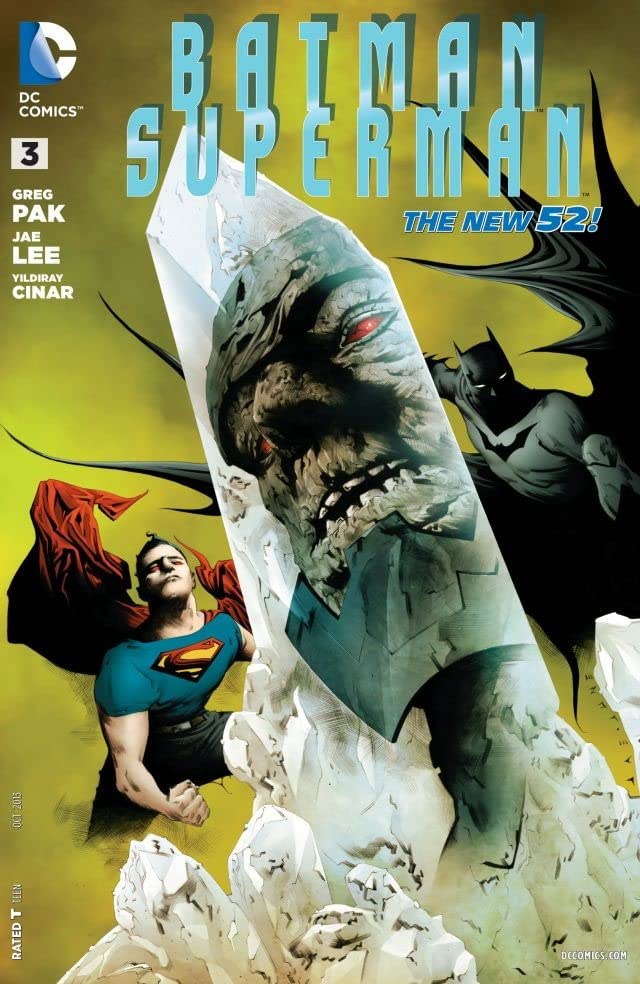 Batman/Superman (2013-2016) #3