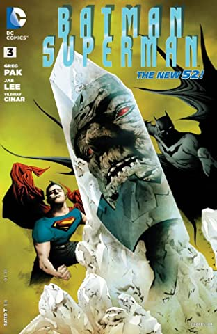 Batman/Superman (2013-2016) No.3