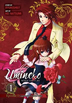Umineko WHEN THEY CRY Episode 1: Legend of the Golden Witch Vol. 1