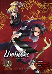 Umineko WHEN THEY CRY Episode 1: Legend of the Golden Witch Vol. 2