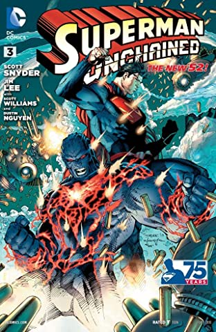 Superman Unchained (2013-2014) No.3