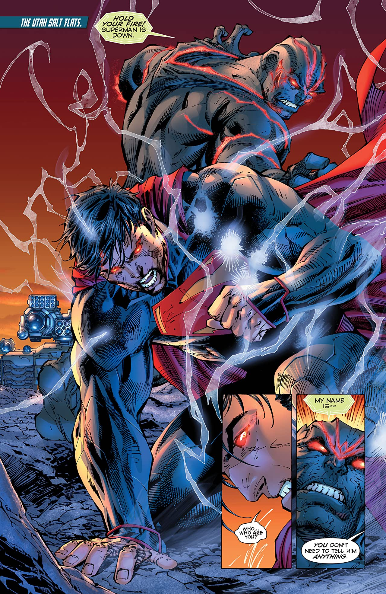 Superman Unchained (2013-2014) #3