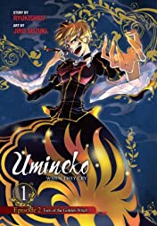 Umineko WHEN THEY CRY Episode 2: Turn of the Golden Witch Vol. 1