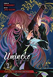 Umineko WHEN THEY CRY Episode 2: Turn of the Golden Witch Vol. 2