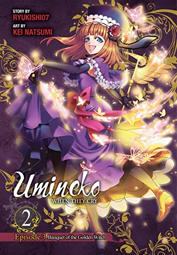 Umineko WHEN THEY CRY Episode 3: Banquet of the Golden Witch Vol. 2