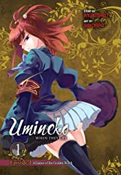 Umineko WHEN THEY CRY Episode 4: Alliance of the Golden Witch Vol. 1