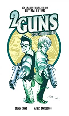 2 Guns: Second Shot Deluxe Edition