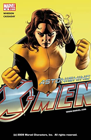 Astonishing X-Men (2004-2013) No.16
