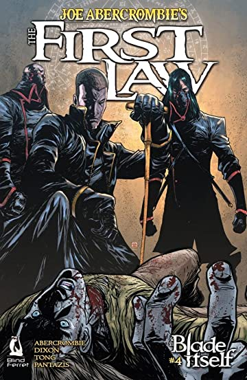 Joe Abercrombie's The First Law: The Blade Itself #4