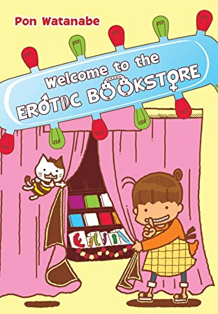 Welcome to the Erotic Bookstore Vol. 1