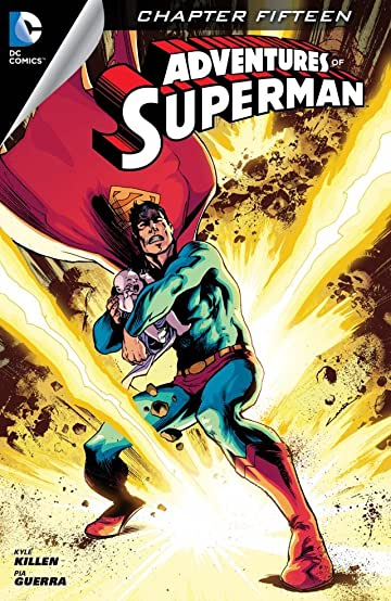 Adventures of Superman (2013-2014) #15