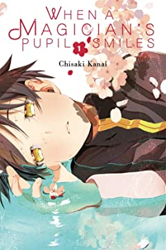 When a Magician's Pupil Smiles Vol. 1