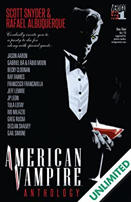 American Vampire: Anthology #1