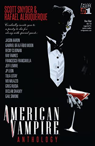 American Vampire: Anthology No.1