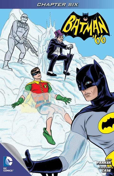 Batman '66 #6