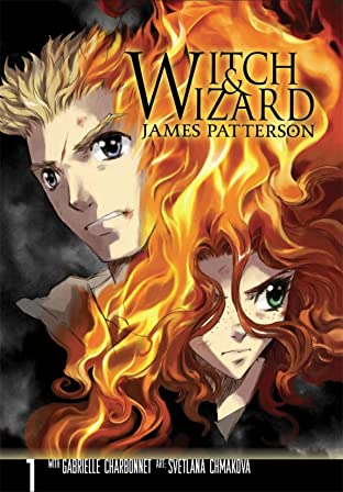 Witch & Wizard: The Manga Vol. 1