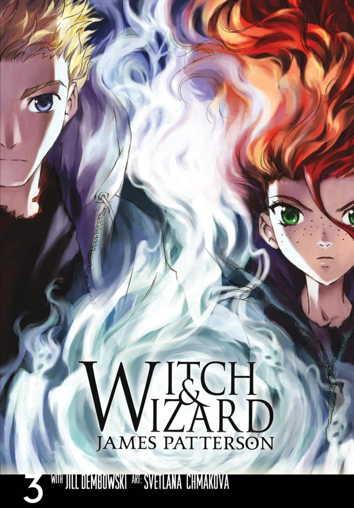 Witch & Wizard: The Manga Vol. 3