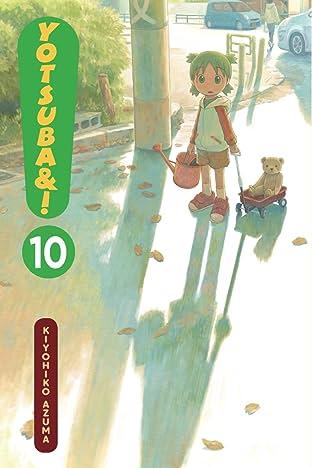 Yotsuba&! Tome 10