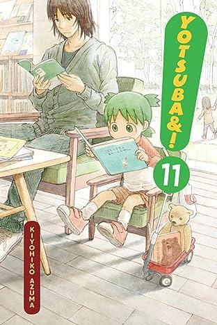 Yotsuba&! Vol. 11