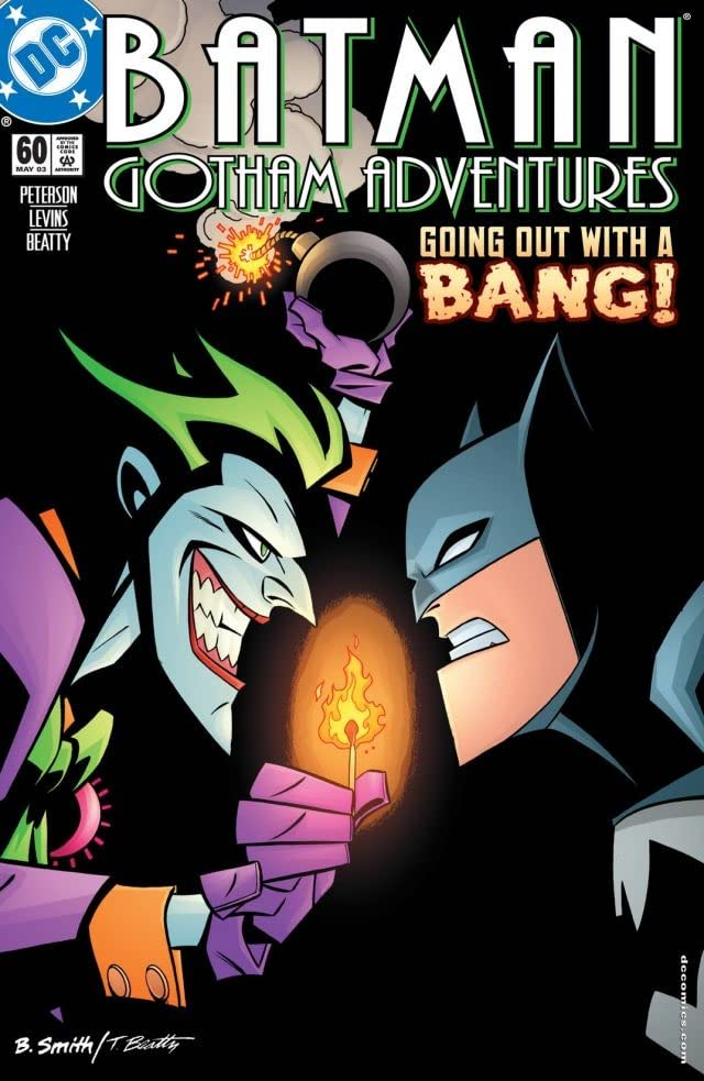 Batman: Gotham Adventures #60