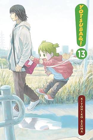Yotsuba&! Tome 13
