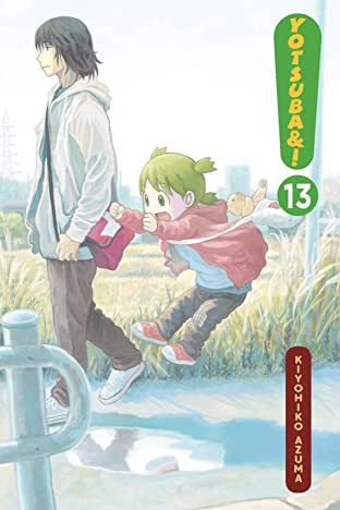 Yotsuba&! Vol. 13