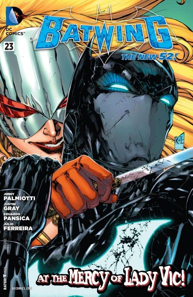 Batwing (2011-2014) #23
