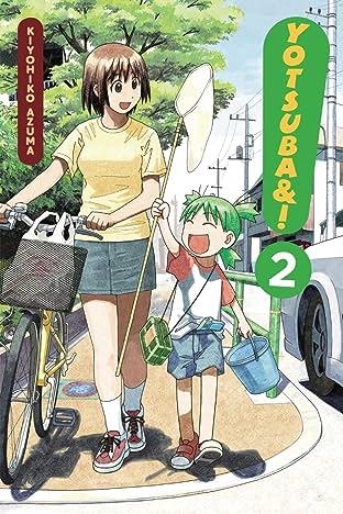 Yotsuba&! Tome 2