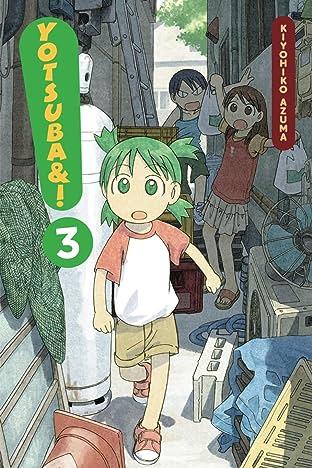 Yotsuba&! Tome 3