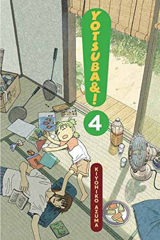 Yotsuba&! Tome 4
