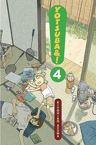 Yotsuba&! Vol. 4